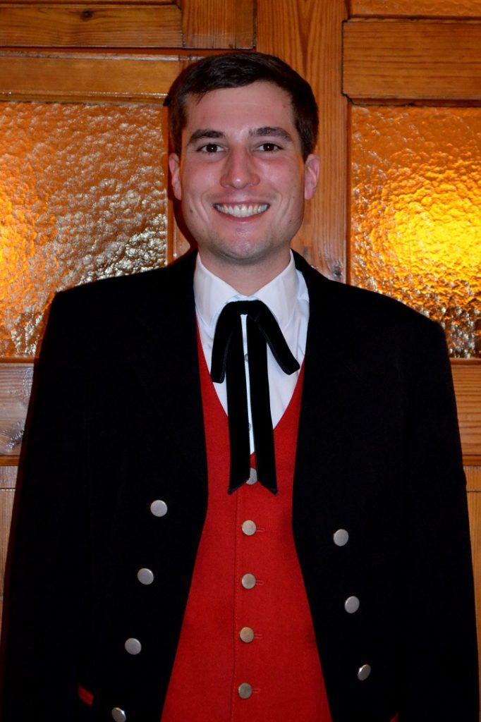Dominik Schätzle (1. Jugendleiter)