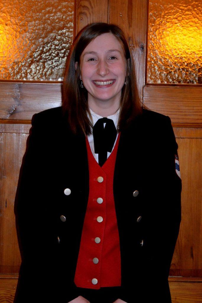 Lisa Kopf (Schriftführerin)