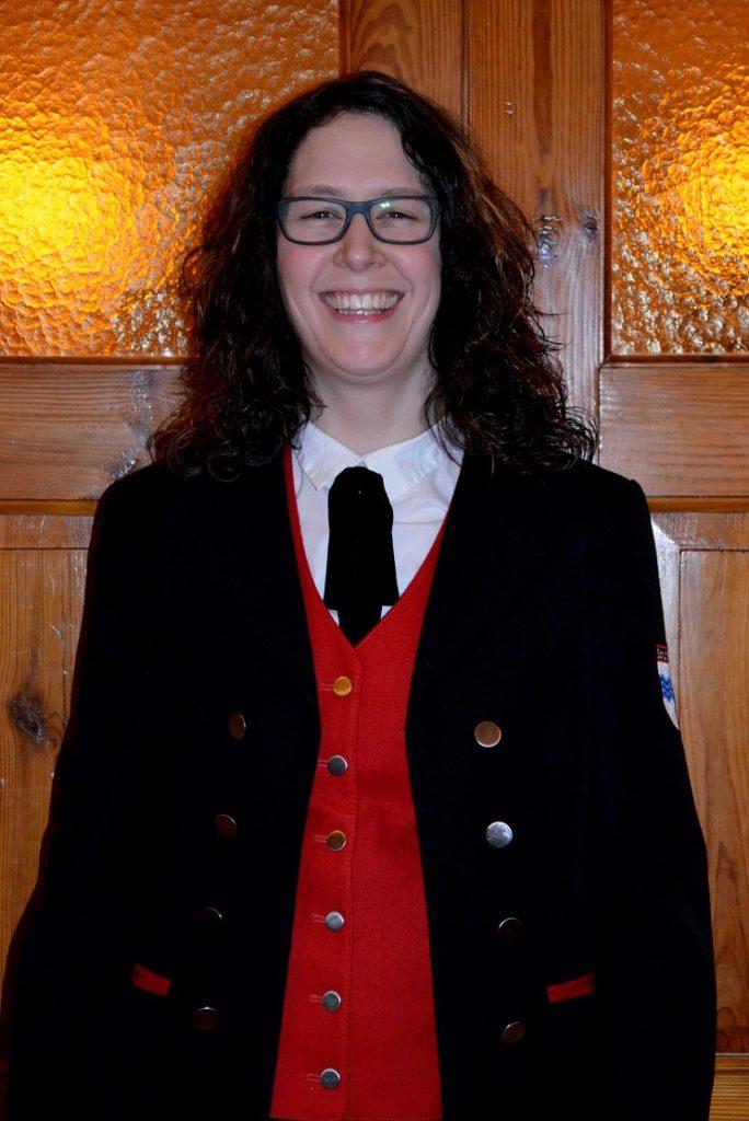 Silvia Eble (Beisitzerin)